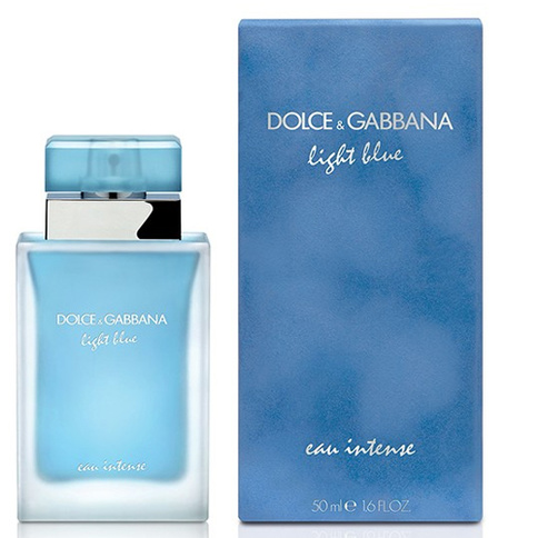 Dolce & Gabbana Light Blue Eau Intense EdP 50 ml
