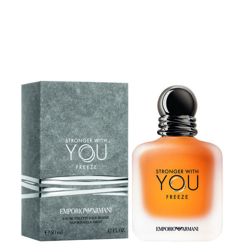 Giorgio Armani Stronger with You Freeze EdT 50 ml