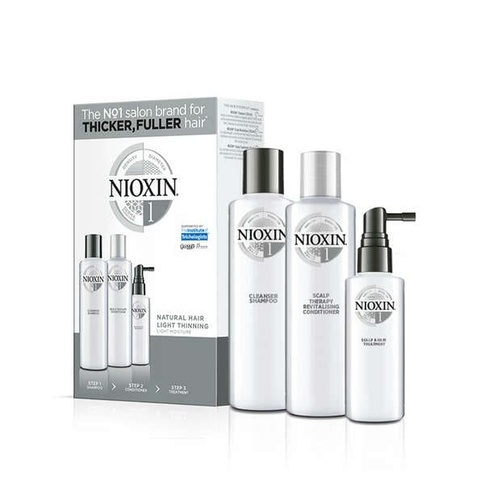 Nioxin Loyalty Kit System 1 300+300+100 ml