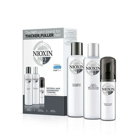 Nioxin Trial Kit System 2 150+150+40 ml