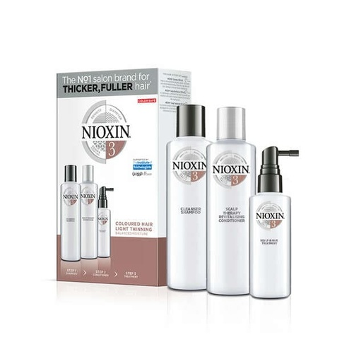 Nioxin Trial Kit System 3 150+150+50 ml