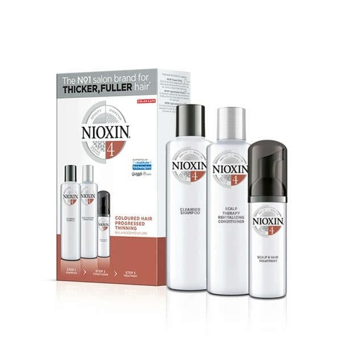 Nioxin Loyalty Kit System 4 300+300+100 ml