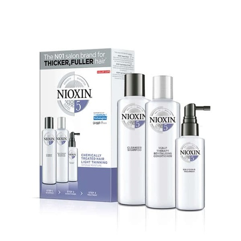 Nioxin Loyalty Kit System 5 300+300+100 ml