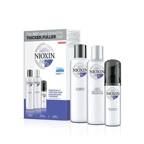 Nioxin Loyalty Kit System 6 300+300+100 ml