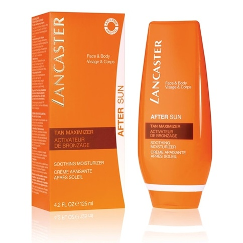 Lancaster Tan Maximizer Soothing Moisturizing 125 ml