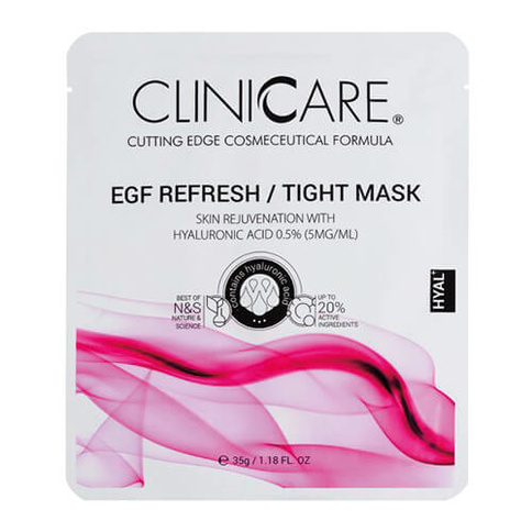 Cliniccare Egf Refresh Tight Mask 1X35G