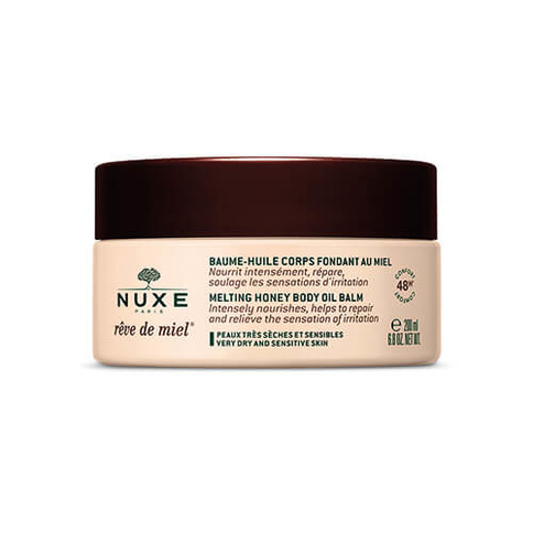 Nuxe Reve De Miel Melting Honey Body Oil Balm 200
