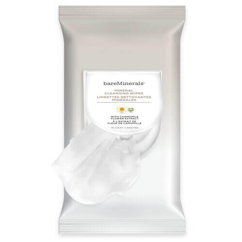 bareMinerals Mineral Cleansing Wipes 45 pcs