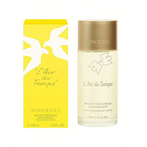 Nina Ricci L´ Air Du Temps Deodorant Spray 100 ml
