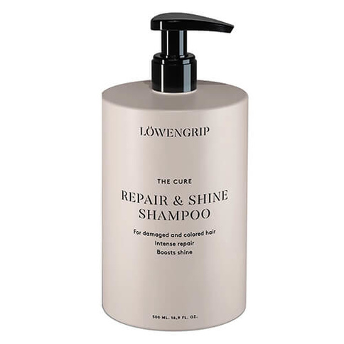 Löwengrip The Cure Repair And Shine Shampoo 100 ml