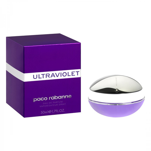 Paco Rabanne Ultraviolet Woman EdP Spray 50 ml