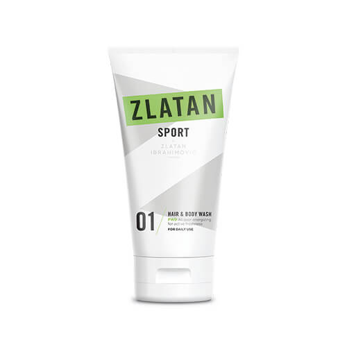 Zlatan Ibrahimovic Parfums Zlatan Sport FWD Hair And Body Wash 150 ml