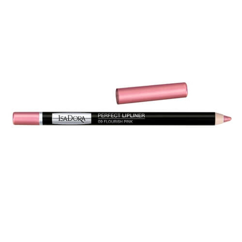 Isadora Perfect Lipliner Flourish Pink 09 12g