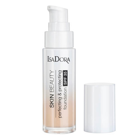 Isadora Skin Beauty Perfecting And Protecting Foundation Spf35 30 ml