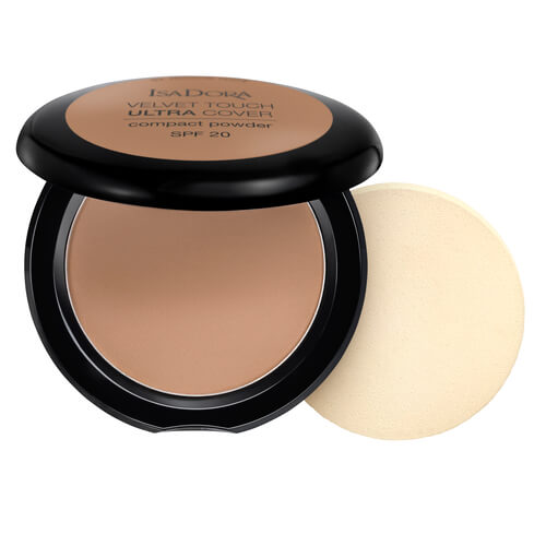 Isadora Velvet Touch Ultra Cover Compact Powder Neutral Almond 68 Spf20 75g