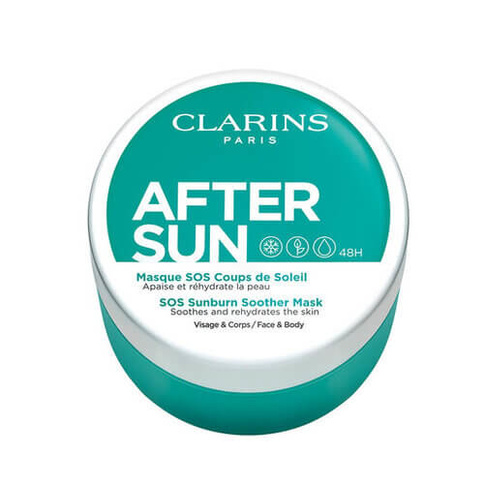 Clarins After Sun Sos Sunburn Soother Mask 100 ml