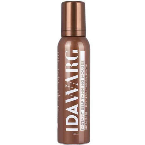 Ida Warg Instant Self Tanning Mousse Extra Dark 150 ml