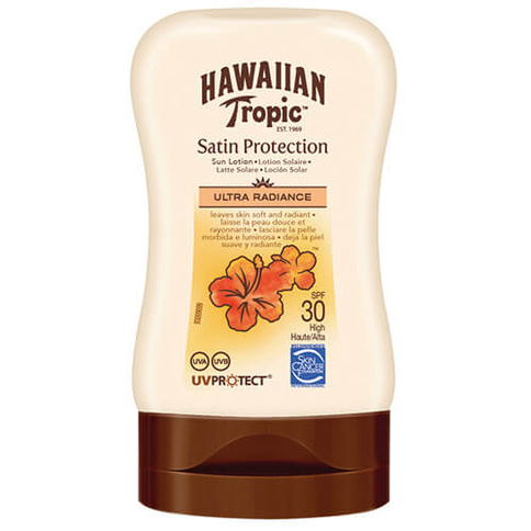 Hawaiian Tropic Satin Protection Sun Lotion 100 ml