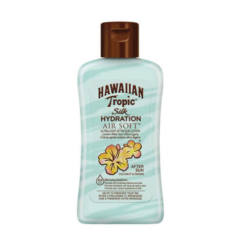 Hawaiian Tropic Silk Hydration Air Soft After Sun Coconut And Papaya 60 ml