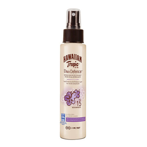 Hawaiian Tropic Duo Defence Refresh Mist 100 ml