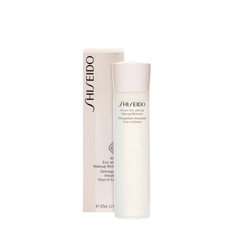 Shiseido Instant Eye & Lip Makeup Remover 125 ml