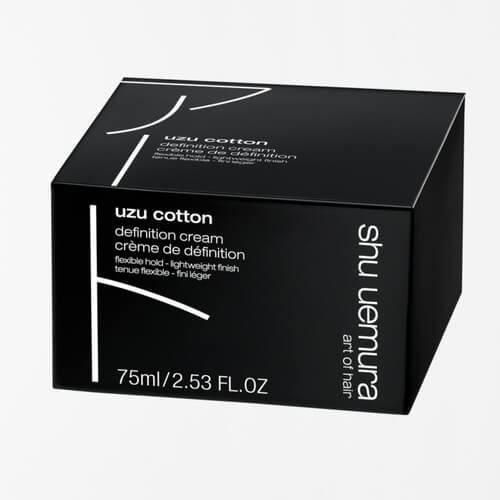 Shu Uemura Uzu Cotton Definition Cream 75 ml