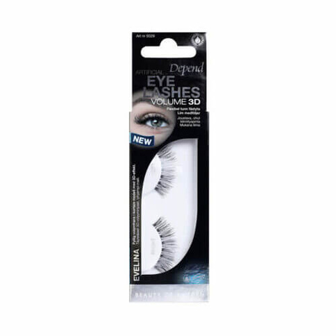 Depend Perfect Eye Artificial Eyelashes Volume 3d Evelina