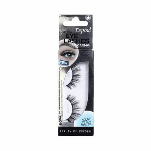 Depend Perfect Eye Artificial Eyelashes Faux Mink Nova