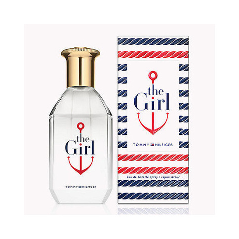 Tommy Hilfiger The Girl EdT 50 ml