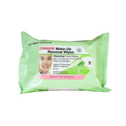 Depend Makeup Removal Wipes 25 pcs