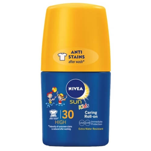 Nivea Protect & Moisture Kids Sun Roll-On SPF 30 50 ml