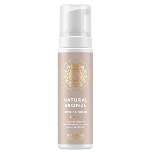 Bronza Bronzing Mousse Natural Bronze 200 ml