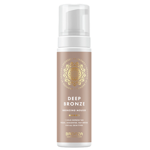 Bronza Bronzing Mousse Deep Bronze 200 ml